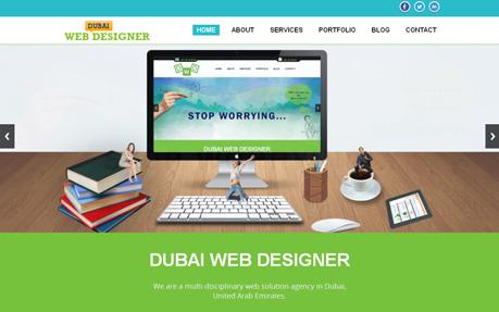 dubai web designer