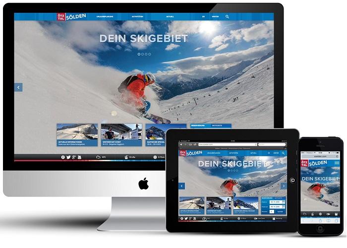 The official Soelden Website