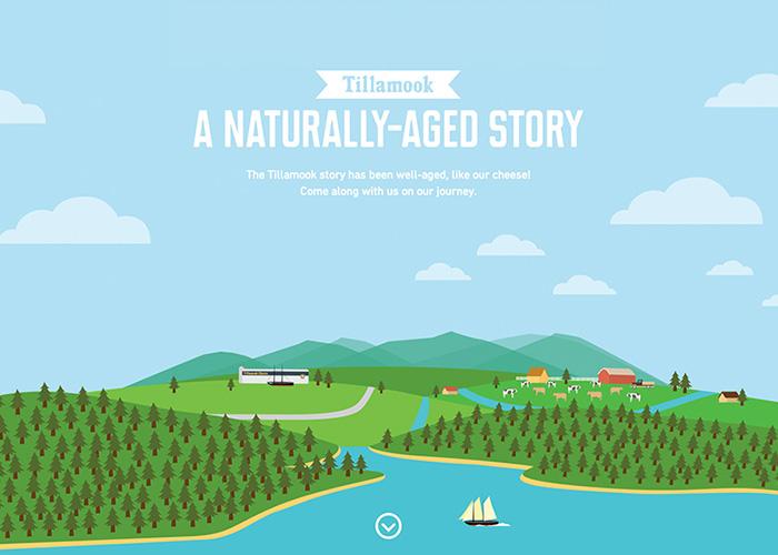 Tillamook: A Naturally-Aged Story