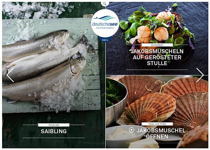 Deutsche See - Fischmanufaktur