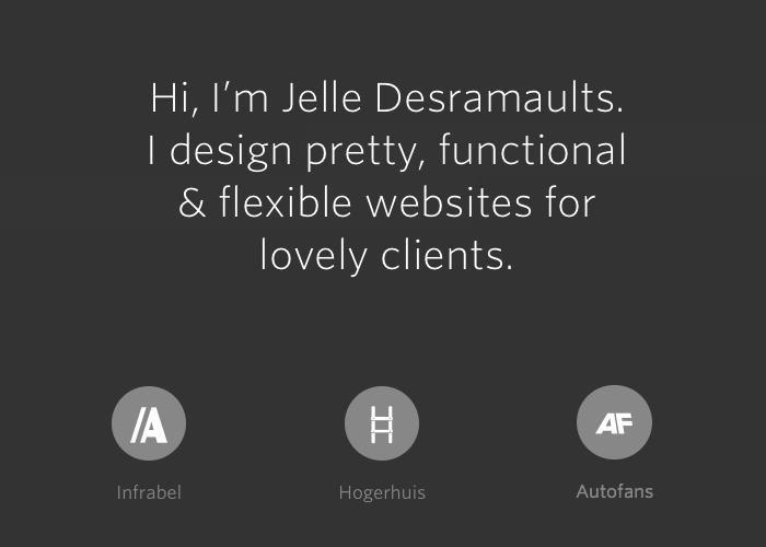 Jelle Desramaults