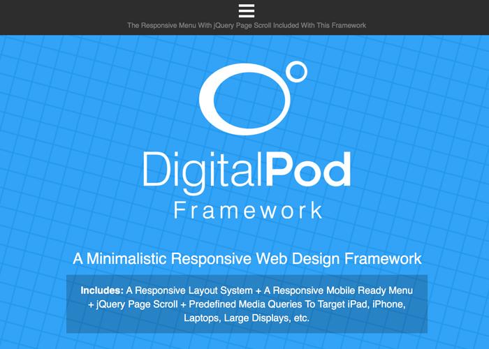DigitalPod Framework