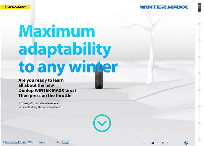 Dunlop WinterMAXX