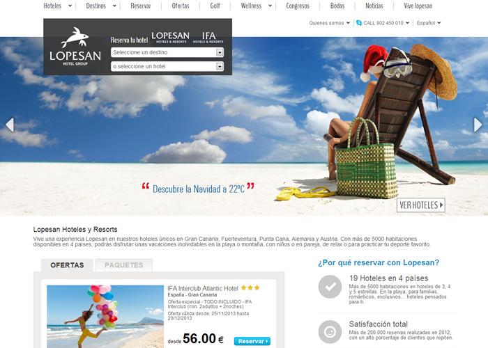 Lopesan and IFA Hotels & Resorts