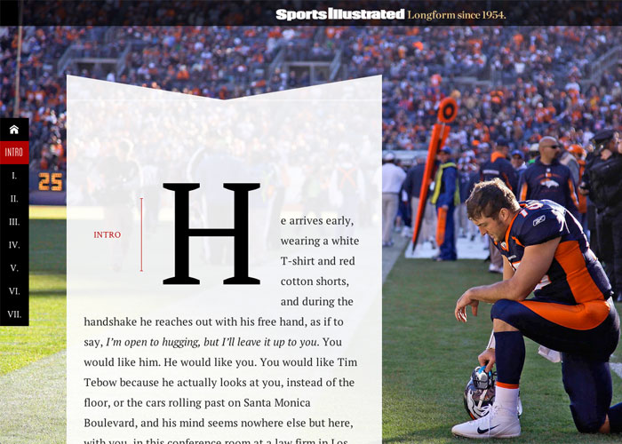 The Book of Tebow | Longform