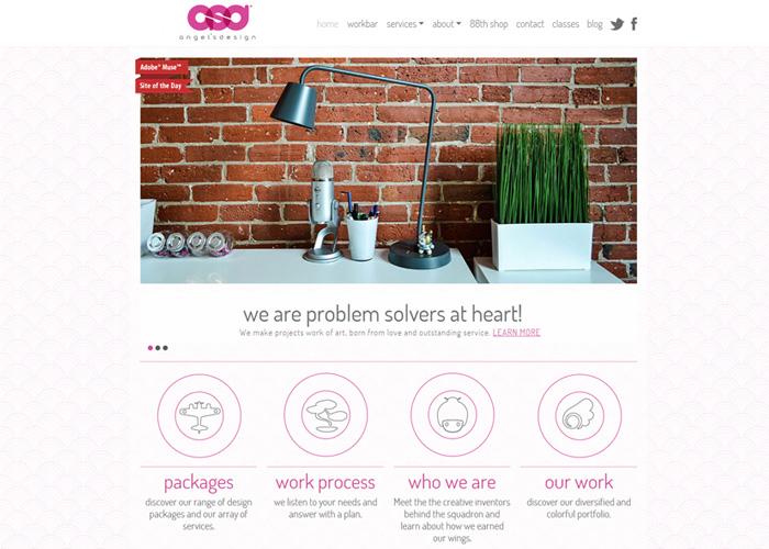 Angel's Design, Graphic & Web Design