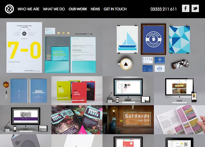 Design Agency - Revolver