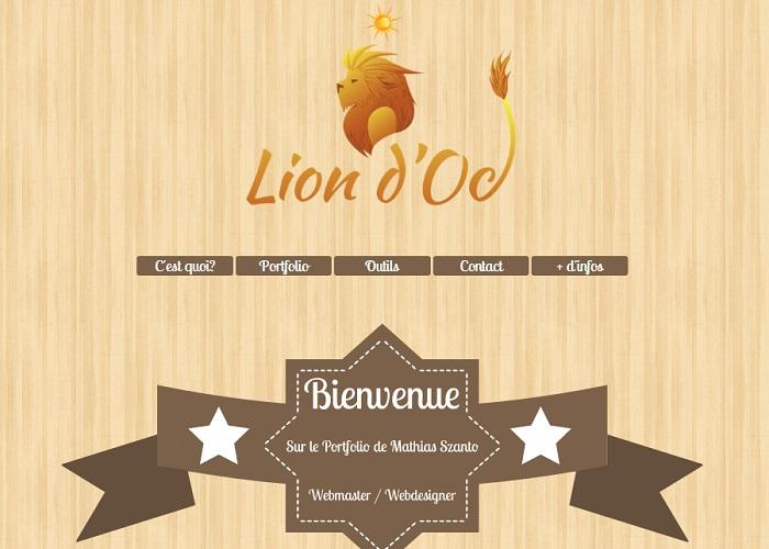 Lion d'Oc