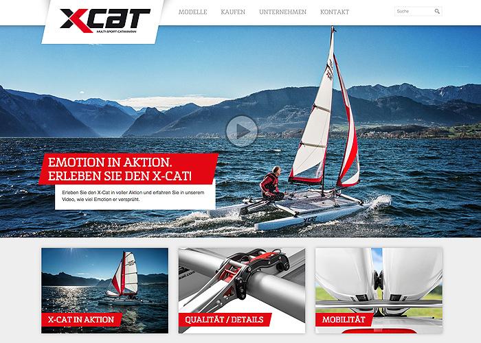 X-Cat - Multi Sports Catamaran