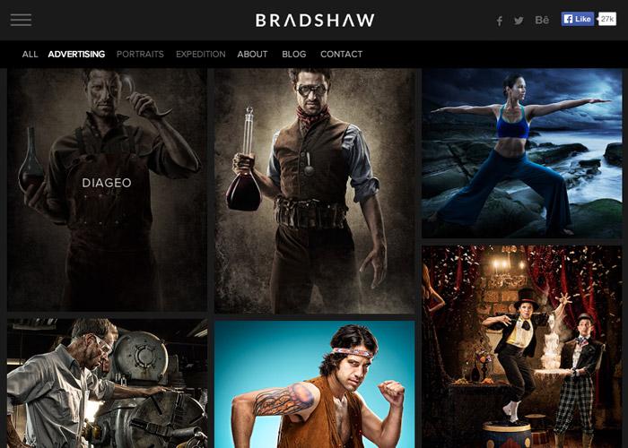 Dean Bradshaw Website