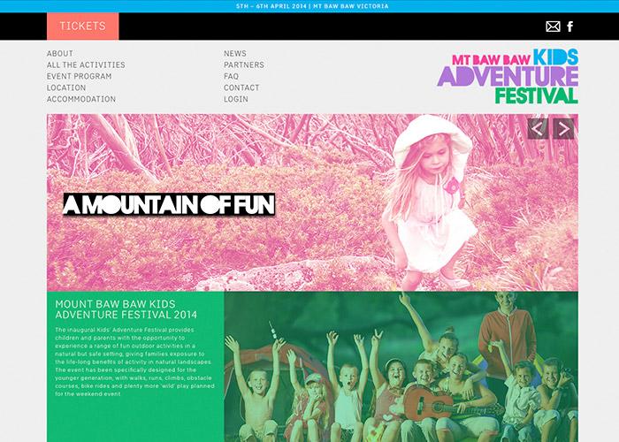 Kids Adventure Festival