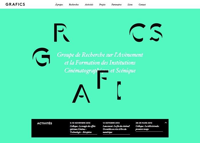 GRAFICS / Research Center