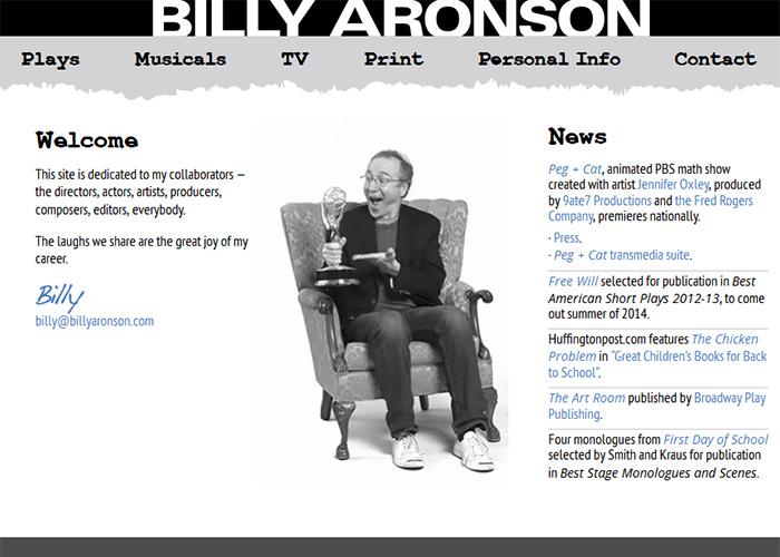 Billy Aronson