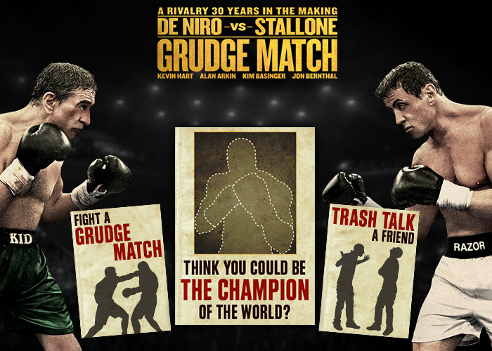 Grudge Match Challenge