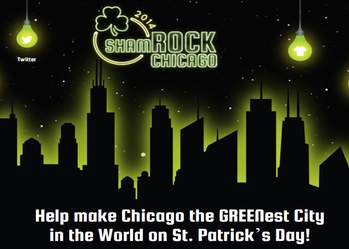 Shamrock Chicago 2014