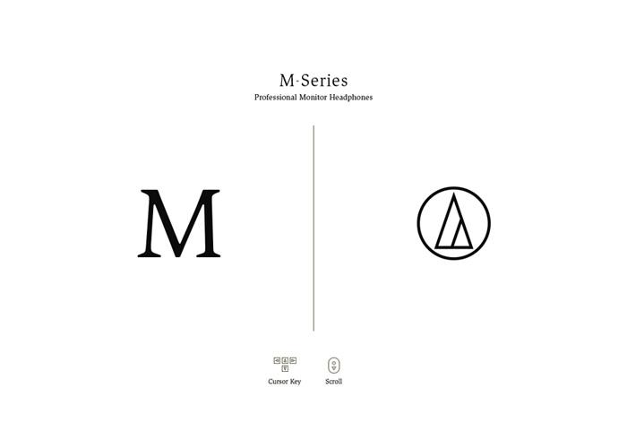 M-Series professional monitor headphones | Audio-Technica