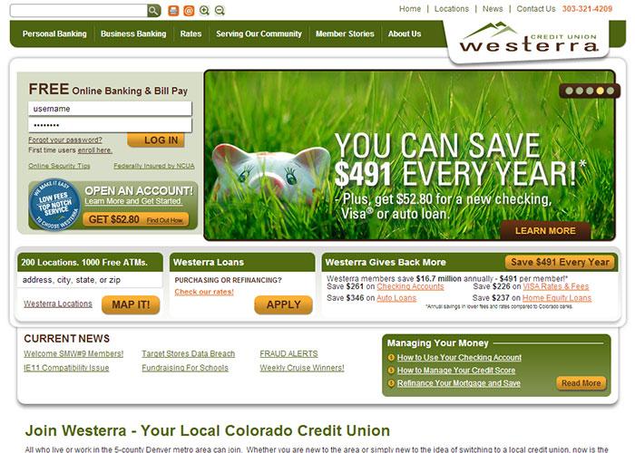 Westerra Credit Union