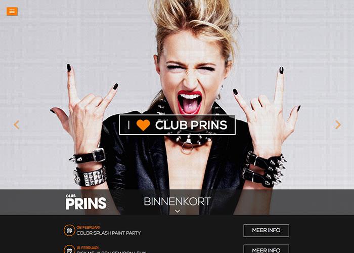 I Love Club Prins