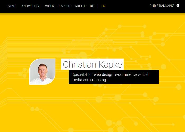 Christian Kapke