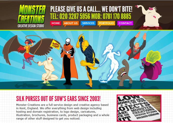 Monster Creations Design Agency
