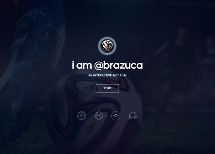 adidas - I am BRAZUCA