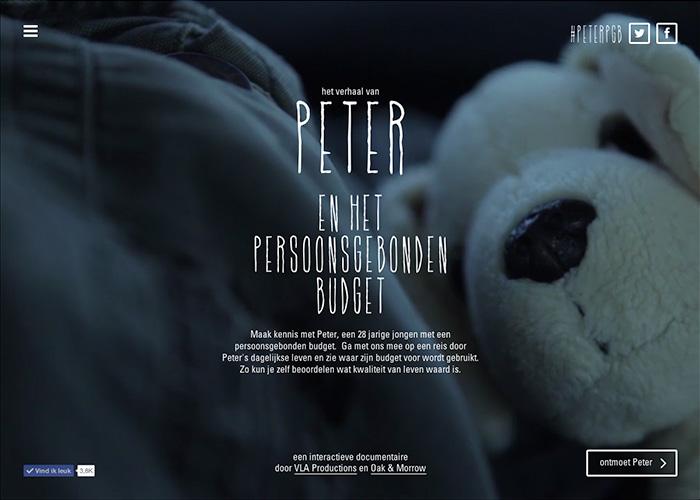 Het verhaal van Peter