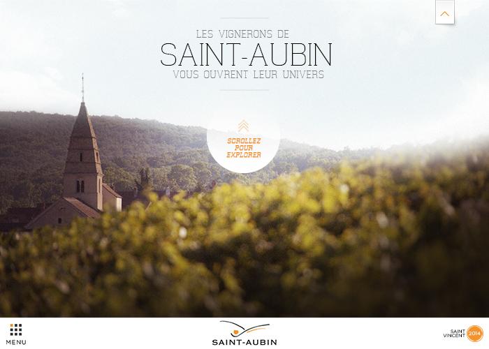 The winegrowers of Saint-Aubin