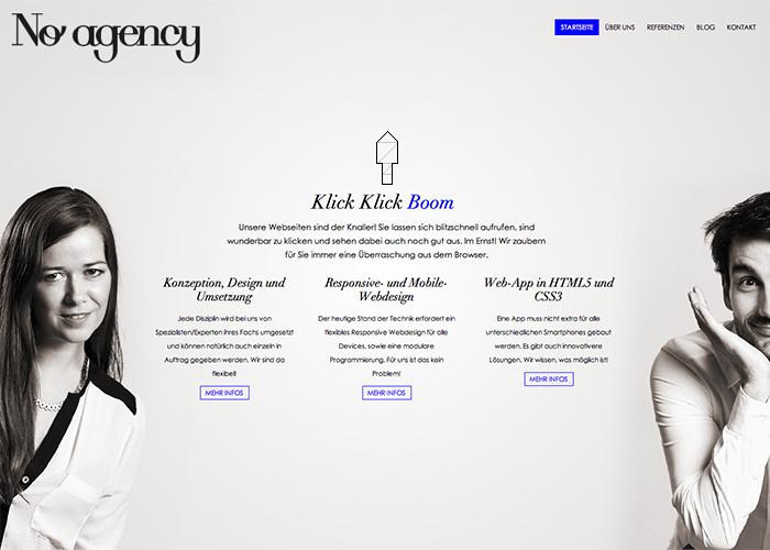 No agency Portfolio