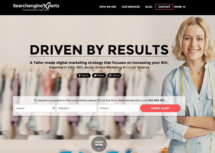 Search Engine Experts Pty Ltd