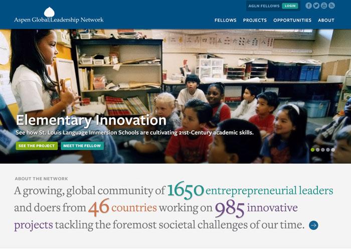 The Aspen Global Leadership Network's Fellow Exchange