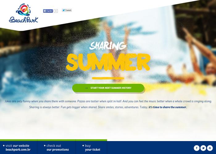 Sharing Summer