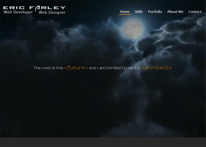 Eric Farley Web Developer