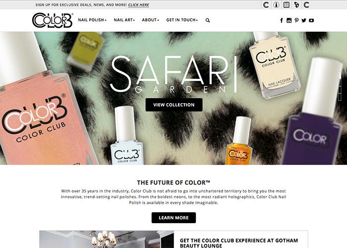 Color Club Distributor