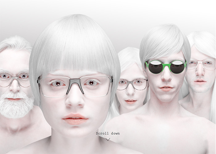 White Heat - Andy Wolf Eyewear