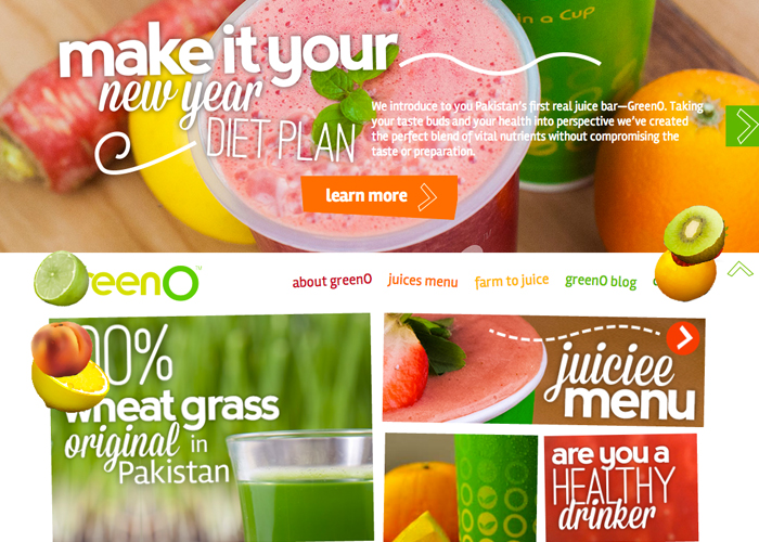 GreenO Juice Bars