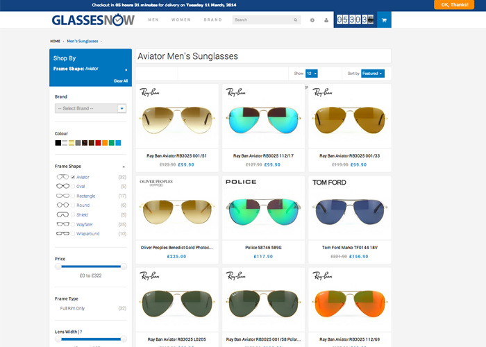 GlassesNow