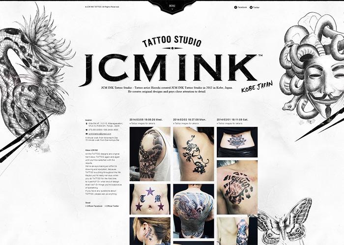 JCM INK Tattoo Studio