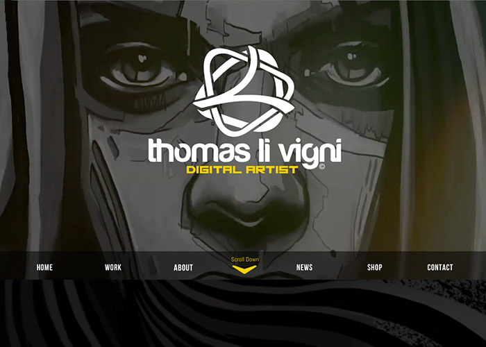 Thomas Li Vigni Digital Artist