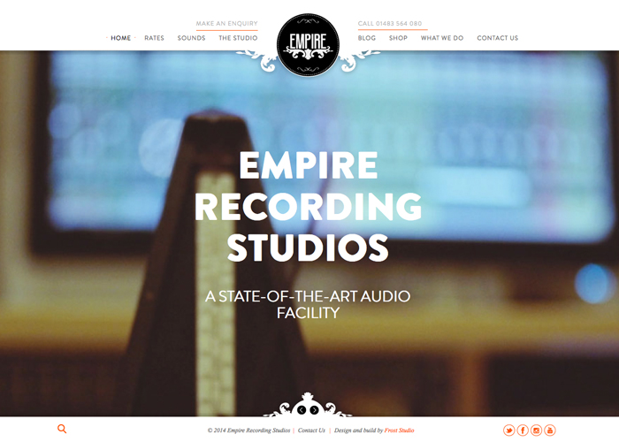 Empire Recording Studios