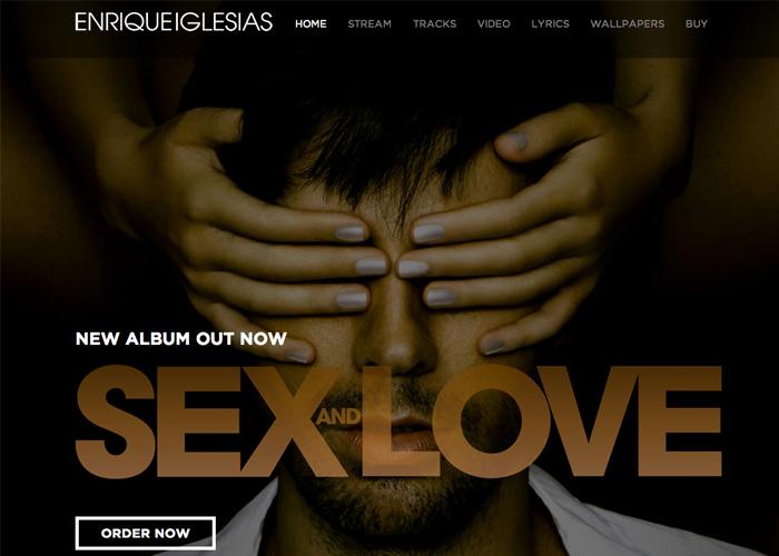 Enrique Iglesias / Sex and Love