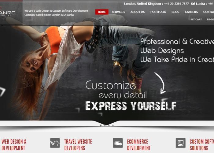 Oganro Web Designers