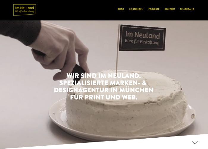 Im Neuland – Design & Branding