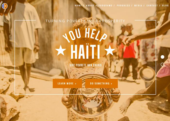 You Help Haiti