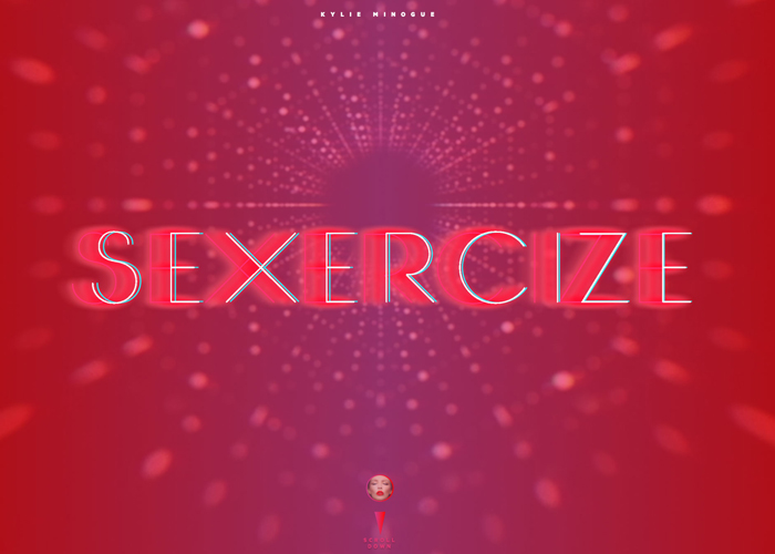 Sexercize By Kylie Minogue x Chandelier Creative