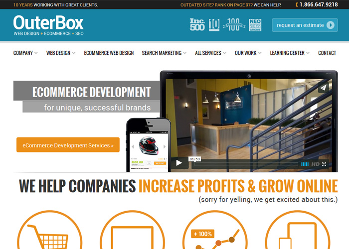 OuterBox eCommerce Agency
