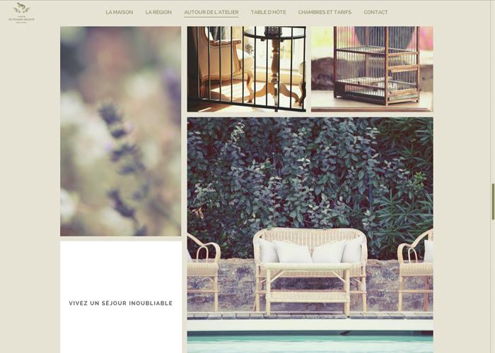 atelier du renard argent awwwards nominee. Black Bedroom Furniture Sets. Home Design Ideas