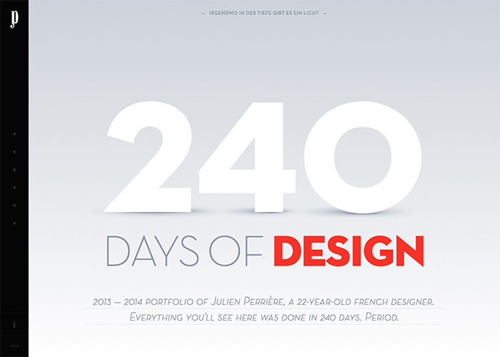 Julien Perrière — Interactive Designer