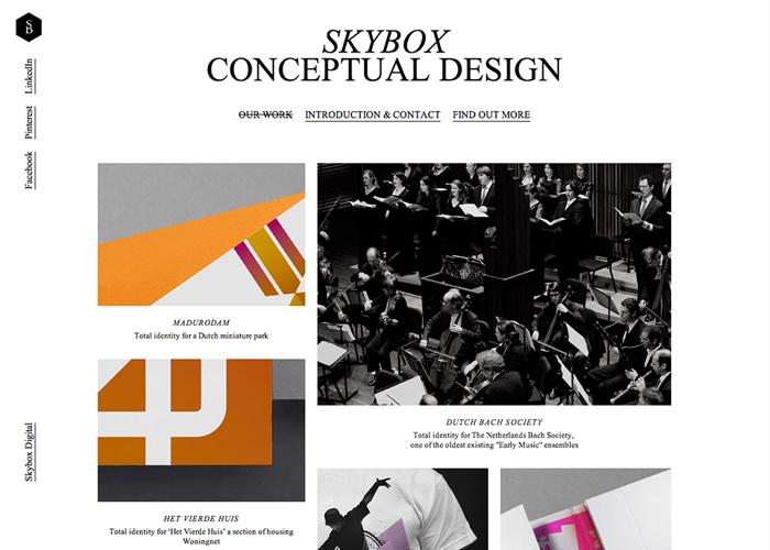 Skybox Conceptual Design