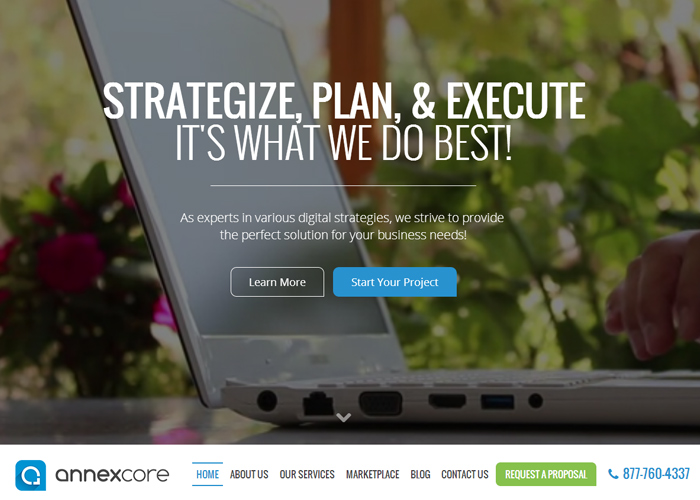 AnnexCore - A Digital Marketing Agency | Irvine, CA