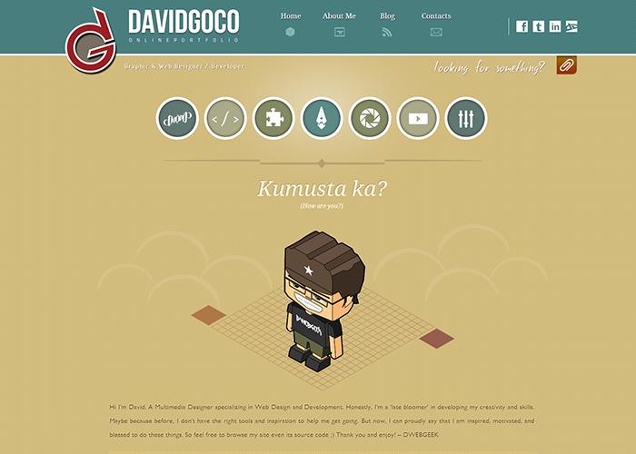 David Goco Online Portfolio